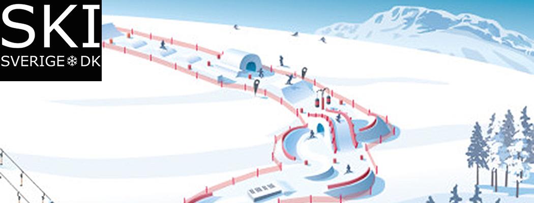 Super spændende nyhed hos Skistar: Funslopes