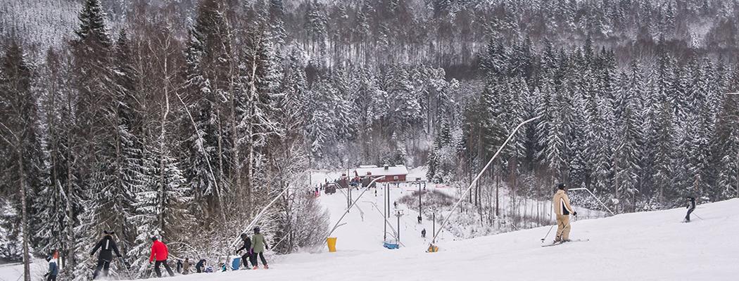 SkiSverige.dk har haft kameraet med til Mullsjö Alpin